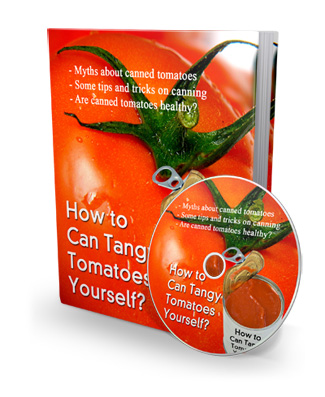 HOW TO CAN TANGY TOMATOES YOURSELF ebook