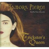 THE TRICKSTER'S QUEEN by Tamora Pierce