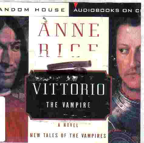 VITTORIO by Anne Rice