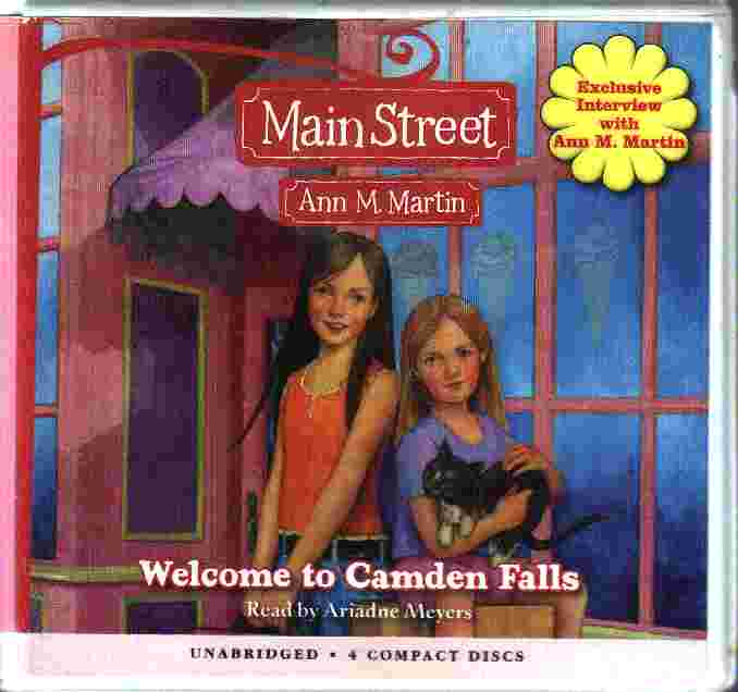 WELCOME TO CAMDEN FALLS (MAIN STREET) by Ann M Martin