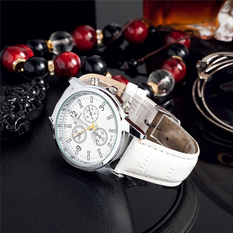 LUXURY DESIGNER WATCH - WHITE