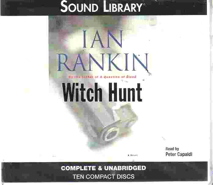 WITCH HUNT by Ian Ranking