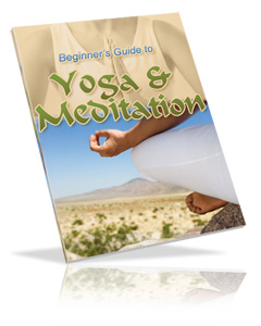 GUIDE TO YOGA AND MEDITATION